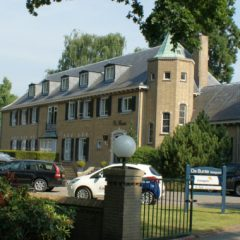 Huize Stompekamp, kantoorgebouw De Bunte