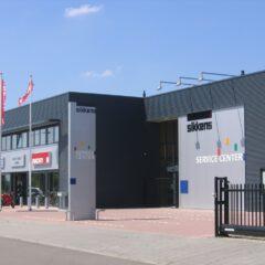 Bedrijfspand Sikkens / Moto place Breda